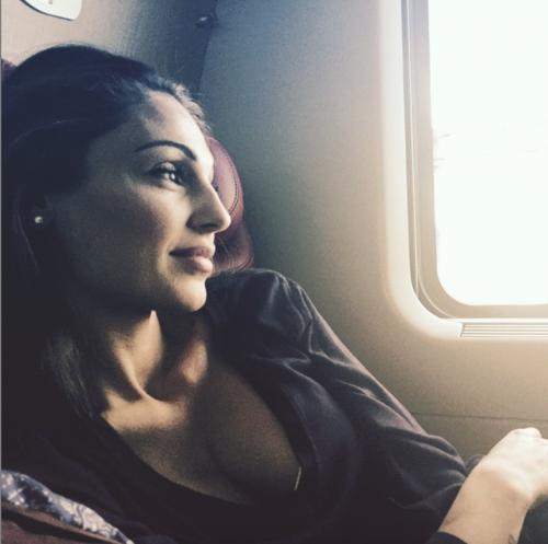 Anna Tatangelo su Instagram 14