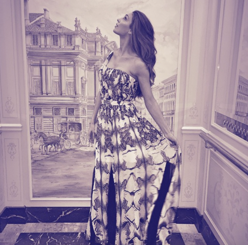Anna Tatangelo su Instagram 18