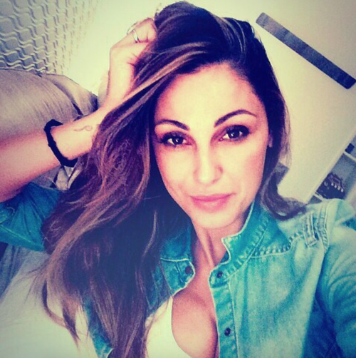 Anna Tatangelo su Instagram 19