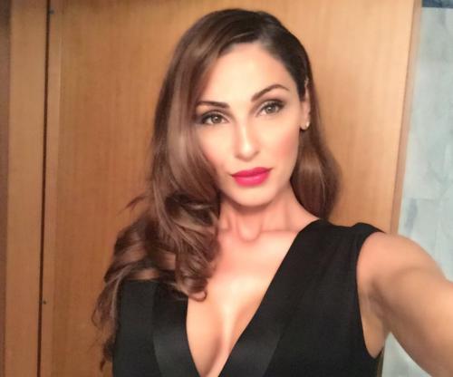 Anna Tatangelo su Instagram 20