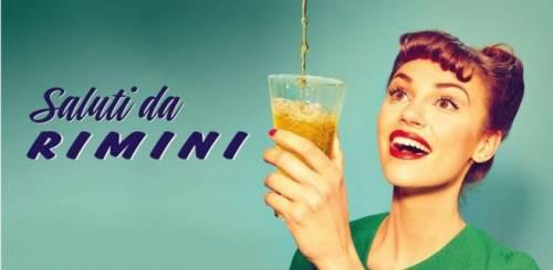Le cartoline di Cattelan a Rimini 7