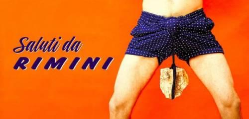 Le cartoline di Cattelan a Rimini 8