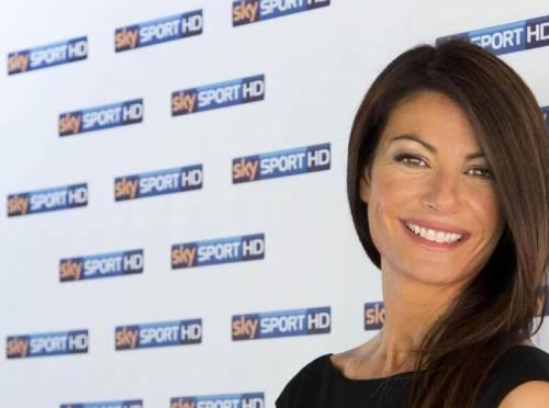 Ilaria D'Amico, sexy nel pallone: una vita legata al calcio 3