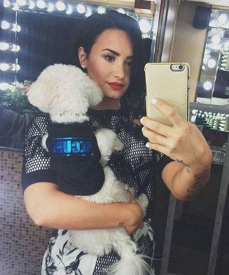 Demi Lovato in Instagram 13