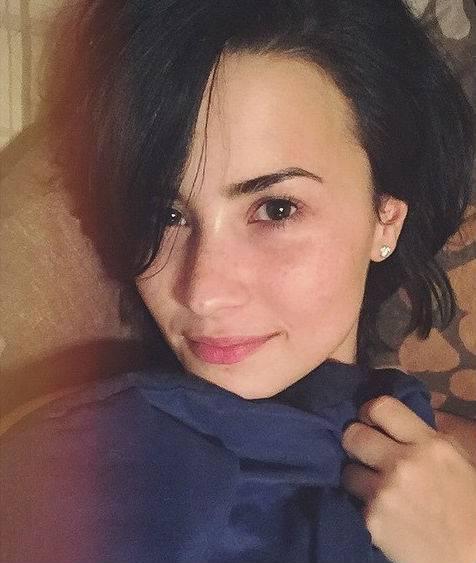 Demi Lovato in Instagram 12
