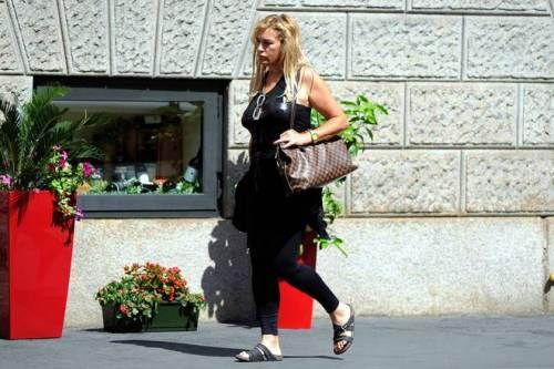 Lory Del Santo a Roma 7