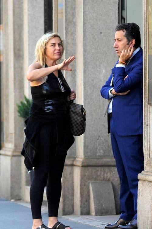 Lory Del Santo a Roma 10