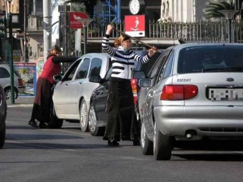 """""""Ansia"""" da lavavetri: sarà il Tar a decidere sul risarcimento a un automobilista"""