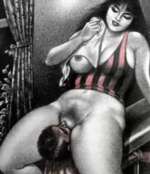 Arte e sesso: quando l'avanguardia è al limite con la pornografia 4