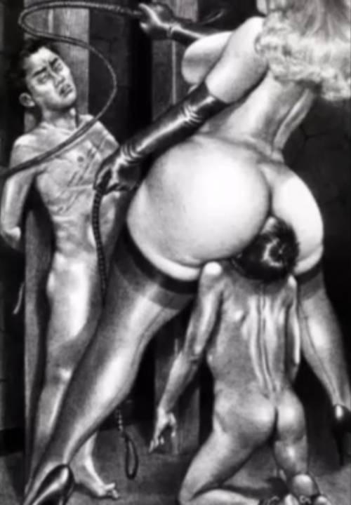 Arte e sesso: quando l'avanguardia è al limite con la pornografia 7