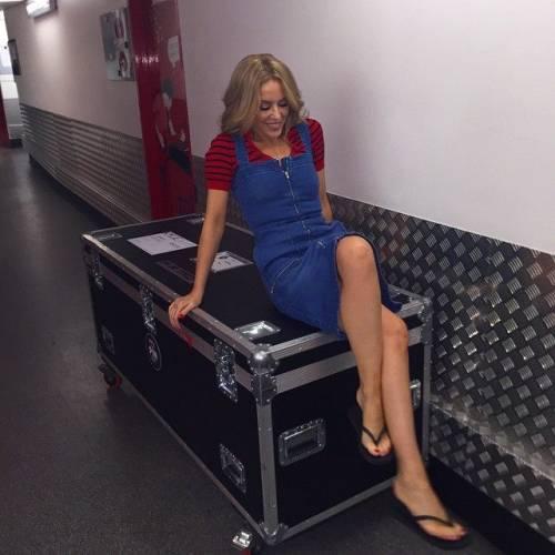 Chris Martin, solo bionde e sexy: addio a Jennifer Lawrence, ora Kylie Minogue 8