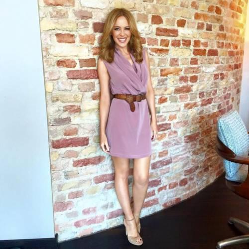 Chris Martin, solo bionde e sexy: addio a Jennifer Lawrence, ora Kylie Minogue 25