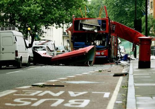 Londra, dieci anni dagli attentati suicidi 3
