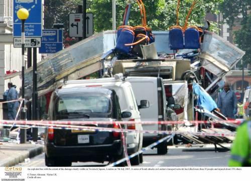 Londra, dieci anni dagli attentati suicidi 8