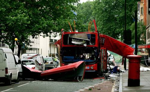 Londra, dieci anni dagli attentati suicidi 6