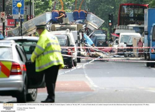 Londra, dieci anni dagli attentati suicidi 9