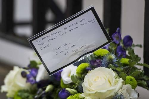 Londra, dieci anni dagli attentati suicidi 11