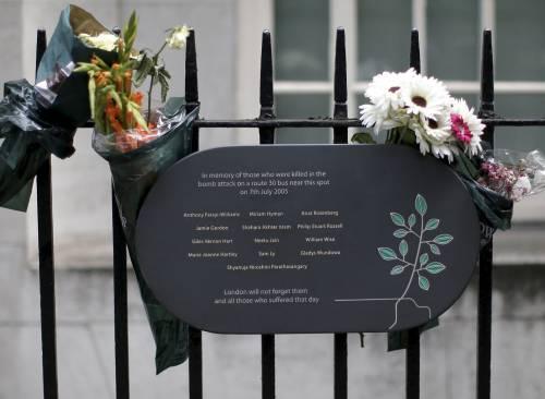 Londra, dieci anni dagli attentati suicidi 15