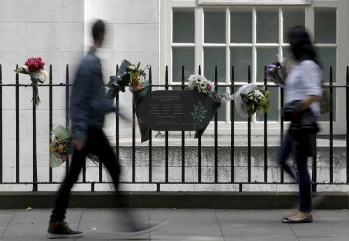 Londra, dieci anni dagli attentati suicidi 14