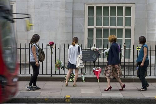 Londra, dieci anni dagli attentati suicidi 16