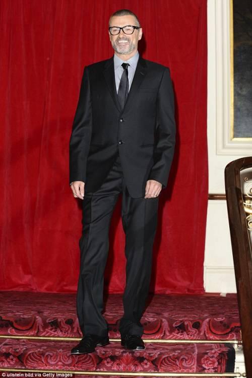 George Michael irriconoscibile dopo la cura contro la tossicodipendenza 3