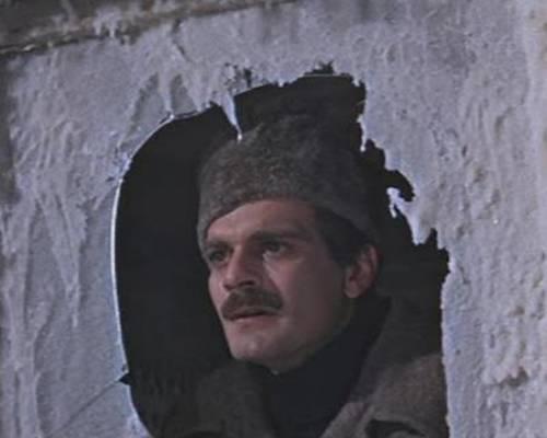 I ruoli nella carriera di Omar Sharif 4