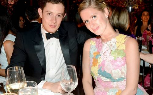 Nicky Hilton: abito bianco sexy ma sobrio per la sorellina di Paris  25