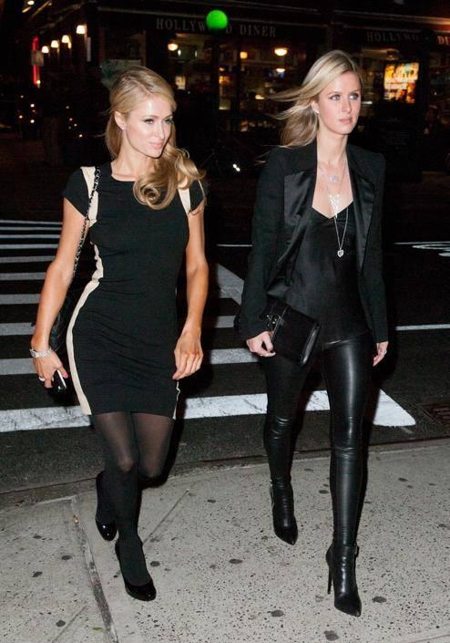 Nicky Hilton: abito bianco sexy ma sobrio per la sorellina di Paris  27