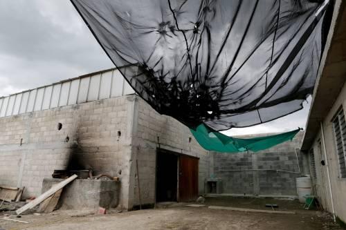 La fuga del re del narcos messicano 3
