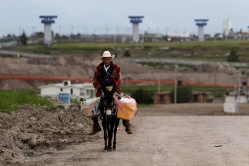 La fuga del re del narcos messicano 7