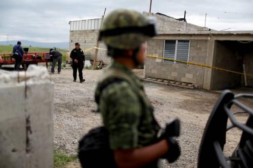 La fuga del re del narcos messicano 10