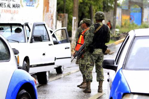 La fuga del re del narcos messicano 12