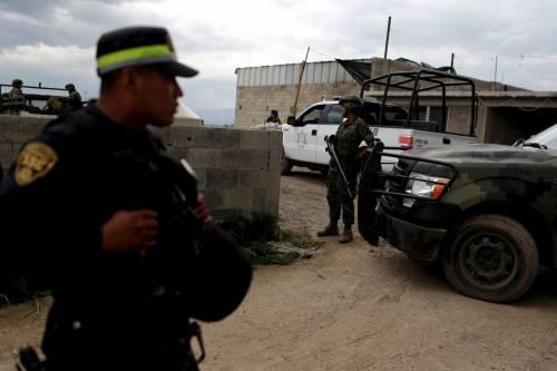 La fuga del re del narcos messicano 13