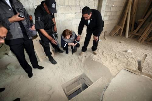 La fuga del re del narcos messicano 4