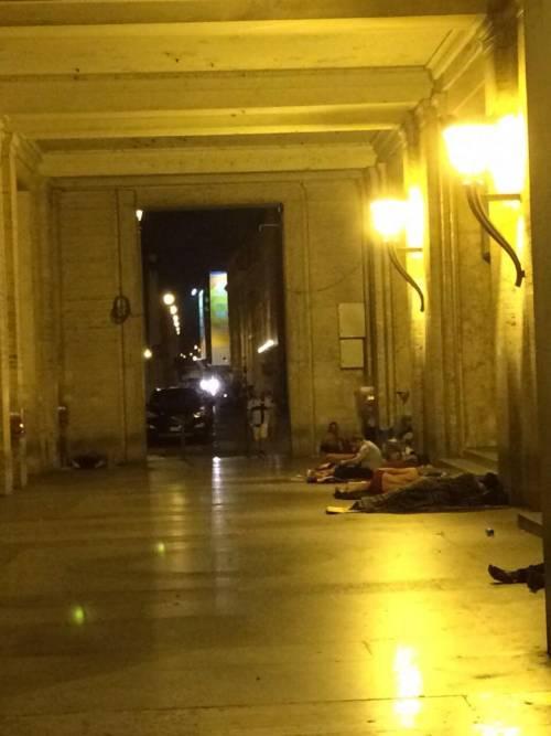 Scene di vita quotidiana a Roma 2