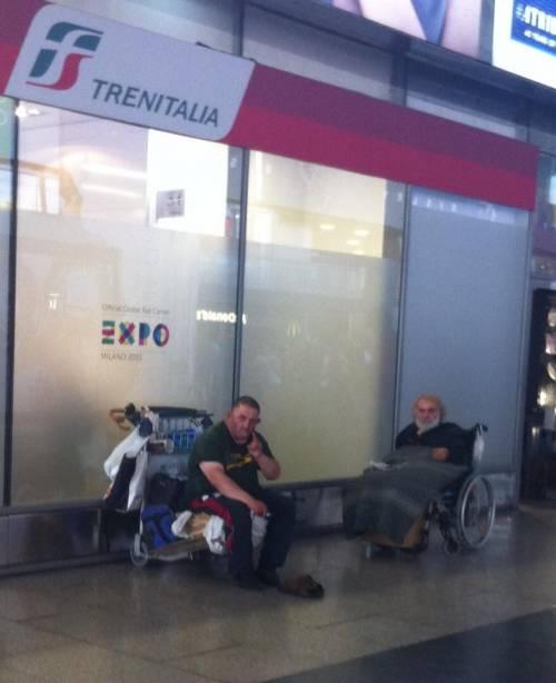 Scene di vita quotidiana a Roma 6