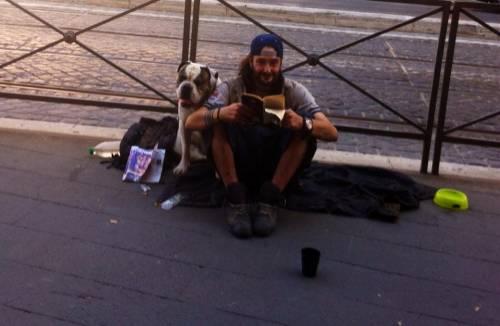 Scene di vita quotidiana a Roma 7