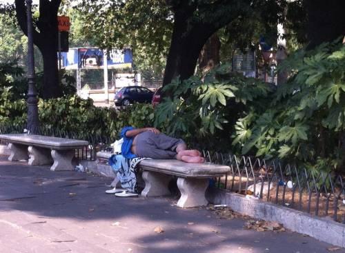 Scene di vita quotidiana a Roma 8