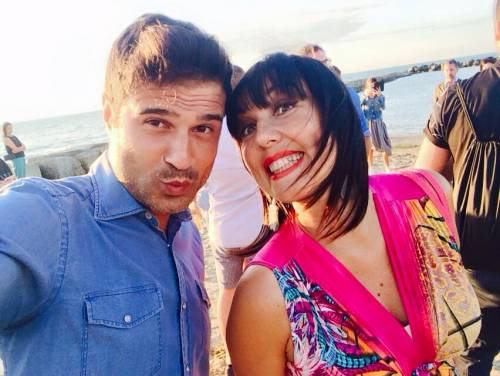Pamela Petrarolo: selfie con pancione e bikini, a giorni il parto 12