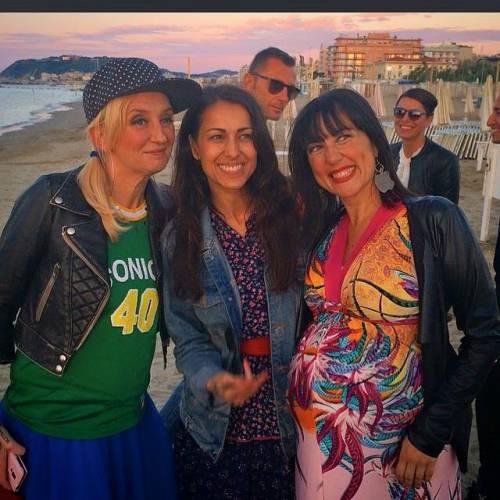 Pamela Petrarolo: selfie con pancione e bikini, a giorni il parto 21