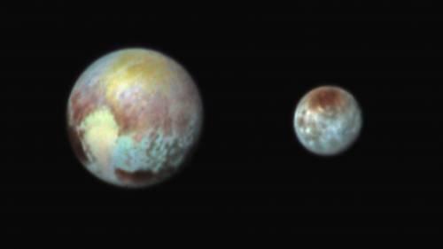 Le immagini della sonda Nasa 2