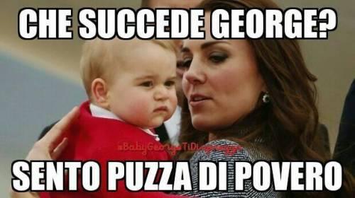 Cattivissimo, il principino George 6