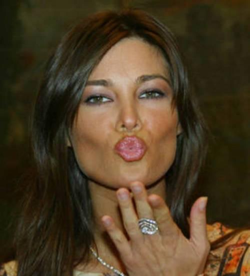 Manuela Arcuri, sempre più bella grazie a Mattia 3