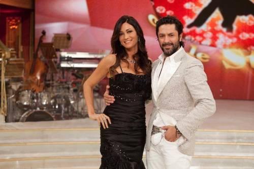 Manuela Arcuri, sempre più bella grazie a Mattia 18