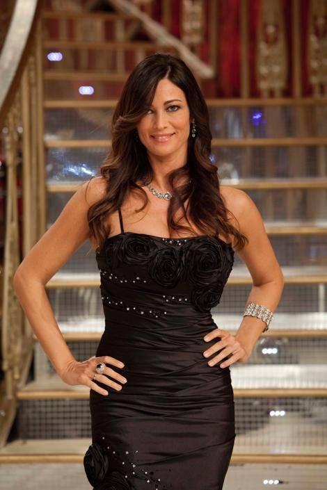 Manuela Arcuri, sempre più bella grazie a Mattia 19