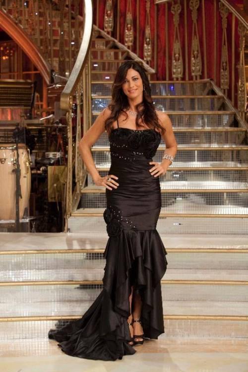 Manuela Arcuri, sempre più bella grazie a Mattia 24