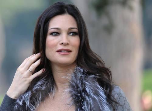 Manuela Arcuri, sempre più bella grazie a Mattia 29