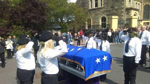 Il funerale di Peggy O'Hara 3