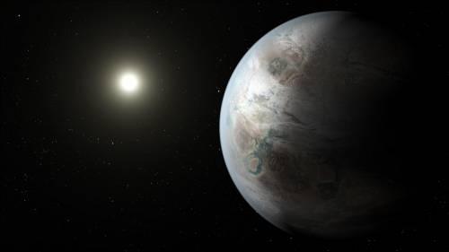 """Kepler 452b, il pianeta """"gemello"""" della Terra 2"""