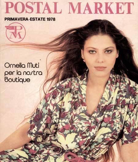 f8e4cbd0ff5a6 Ornella Muti sulla copertina di Postal Market · Addio ...